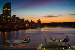 Harbour nights (_K1_0147) ([Rossco]:[www.rgstrachan.com]) Tags: britishcolumbia canada coalharbour vancouver