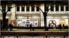 À la gare as à la gare .. (Visavis..) Tags: trainstation lviv 35mmequiv ukraine fujix100 fujifixepixx100 people architecture urbanlife urban