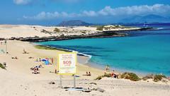 Playa del Moro / Fuerteventura (Wolfgang.W. ) Tags: playadelmoro fuertevntura strand kanaren canaryislands canarias beach corralejo fuerteventura sea meer pacific