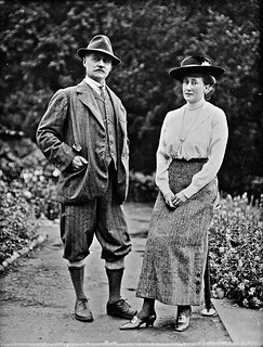 The Earl of Sligo and his lady