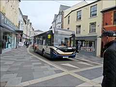 Stagecoach YX18KUW 37467 (welshpete2007) Tags: stagecoach adl e20d mmc yx18kuw 37467