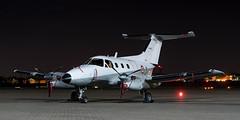 Armée de l'Air Embraer EMB-121-078 Xingu (Thames Air) Tags: armée de lair embraer emb121078 xingu raf northolt nightshoot xxiva