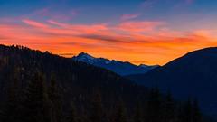 Rouge des alps (photo-artist.ch) Tags: davos graubünden schweiz ch canon5dmarkiv canonef2470f4l afterglow sunset