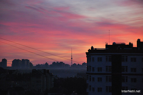 Небо Схід Сонця InterNetri Ukraine  62