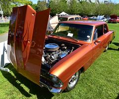 1967 Chevrolet II Nova SS (D70) Tags: nikon d750 20mm f28 ƒ80 200mm 1250 125 1967 chevrolet ii nova ss 383 stroker dover beach park cupe 394 car show richmond british columbia canada