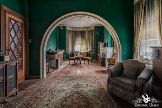 Villa Germaine, Belgium