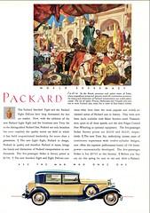 1932 Packard Five-Passenger Sedan (aldenjewell) Tags: 1932 packard five passenger sedan ad