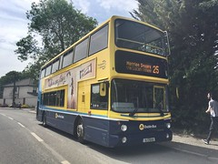Dublin Bus AV409 (05-D-10409) (Dublin Bus DT Class Fan.) Tags: alx400 volvo b7tl 73l av av409 05d10409 conyngham road garage 25
