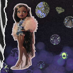 My Attitude (alexbabs1) Tags: bratz doll dolls 17th seventeenth birthday anniversary celebration party core four 4 yasmin cloe sasha jade the only girls with passion for fashion glam cool style fun funky 2001 2018 pretty princess angel bunny boo kool kat mgae mga entertainment yes gawd loves it sarah palins bangs