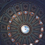 Sacramento  California - California State Capitol Building - Interior Dome thumbnail