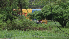 Landlocked (blazer8696) Tags: 2018 brookfield ct connecticut dhl ecw macroburst may obtusehill t2018 usa unitedstates severe storm stuck trapped van weather day2 img3150
