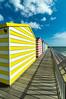 Ombres et couleurs (Giloustrat) Tags: hastings uk pentax k3 pier ombre multicolore architecture groupenuagesetciel shed