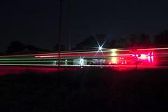 """Ghosts of the Past"" (Trevor5142) Tags: chillicothesubdivision chillicothe chillisub amtrak exposure amtk4 railroad shot train trainstation railfanning railroadsinillinois amtrakreroute chillicotheamtrak chilicothe atsf santafeamtrak night nightphotography trevornigus bnsfchillicothesubdivison bnsf southwestchief amtraksouthwestchief amtraknight"