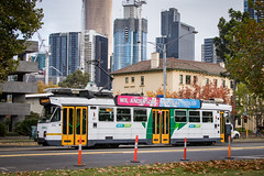 Typical Melbourne (NZL365) Tags: melbourne architecture tram urban urbanandstreet urbanscene canon80d canonphotographer 365days 365photochallenge 365project project365