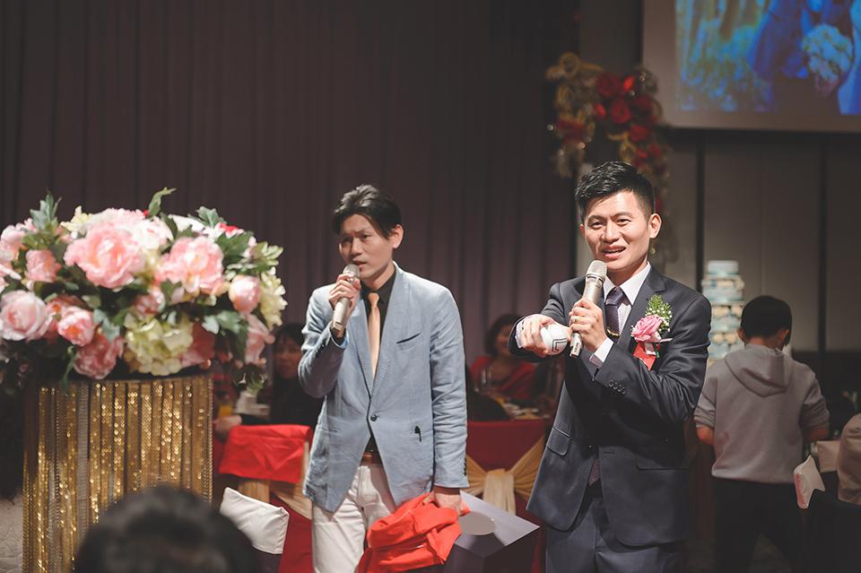 台南婚攝-晶英酒店仁德廳-083