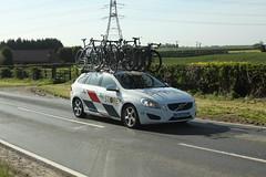 Storey Team CAR (Steve Dawson.) Tags: tourdeyorkshire bike race roads tdy peloton uci cycling womens teams car skidby yorkshire england uk canoneos50d canon eos 50d ef28135mmf3556isusm ef28135mm f3556 is usm 3rd may 2018