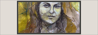 WOMAN-ART-PAINTING-WATERCOLOR-PORTRAIT-MUJER-PINTURA-ARTE-RETRATOS-PINTURAS-ACUARELA-GOUACHE-DETALLES-ARTISTA-PINTOR-ERNEST DESCALS