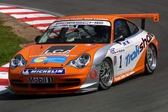 Richard Westbrook- Red Line Racing - Porsche GT3 Cup (Boris1964) Tags: 2005 porschecarreracupgb brandshatch
