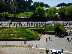 Colosseum (erintheredmc) Tags: rome italy april 2018 21st 20th 22nd 23rd fucking apple iphone 8 plus 8plus panasonic lumix zs60 awesome 40th birthday celebration trip bucket list ancient city ruins history historical