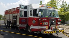 Heavy Rescue 91 (Central Ohio Emergency Response) Tags: washington township ohio fire division department sutphen truck heavy rescue squad engine pumper