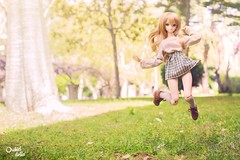 Coco in the park (Orchid Dolls) Tags: dollfie dream coco