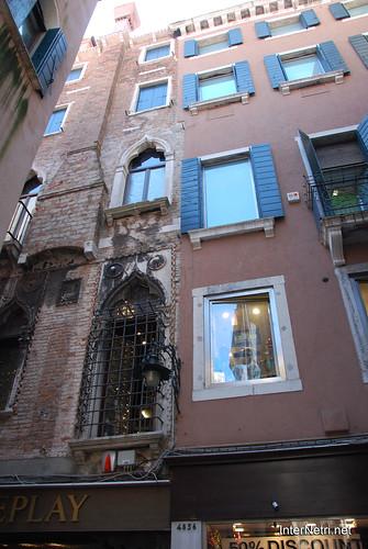 Венеція Вікна, балкони, фасади, дахи InterNetri Venezia 0033