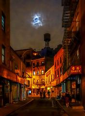 Night Backstreets (Jeffrey Friedkin) Tags: jeffreyfriedkinphotography newyork nyc cityscene street streetscene chinatown night