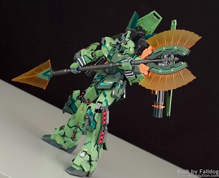 MG Unicorn - Marida Cruz Custom 1 by Judson Weinsheimer
