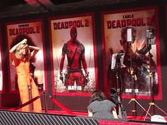 Deadpool 2 premiere at AMC Loews Lincoln Square 13, New York City (iainh124a) Tags: iainh124a newyork ny nyc manhattan bigapple sony sonycybershot dschx90 dschs90v cybershot dx90 dx90v
