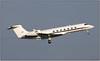 IMG_0007FL10 (Gerry McL) Tags: c37 376 gulfstream v 5 us united states navy bizjet aircraft glasgow scotland gla egpf