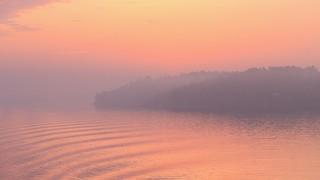 Sunrise, Monet Style