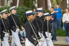 180521-G-XO367-129 (US Coast Guard Academy) Tags: corpsofcadets uscoastguardacademy newlondon connecticut cadets officers academy barger pettyofficernicolefoguth rearadmjamesrendon usa
