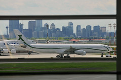 AIR X Charter 9H-BIG (V1 Aviation Photography) Tags: calgaryinternationalairport cyyc yyc airbus airxcharter airx a343 a340312 9hbig a340300