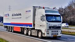 XP92355 (14.02.28)_Balancer (Lav Ulv) Tags: articulated artic tractorunit tractor trækker zugmaschine sattelschlepper sattelzug auflieger semi hauler trailer volvo volvofh fh3 fh440 e3 euro3 2006 lillehjælper renéspangjørgensen afmeldt2016 retiredin2016 6x2 schmitztrailer refrigeration kühltransporte køletransport truck truckphoto truckspotter traffic trafik verkehr cabover street road strasse vej commercialvehicles erhvervskøretøjer danmark denmark dänemark danishhauliers danskefirmaer danskevognmænd vehicle køretøj aarhus lkw lastbil lastvogn camion vehicule coe danemark danimarca lorry autocarra motorway autobahn motorvej vibyj highway hiway autostrada