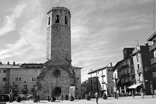 Campanario de Santa María · Puigcerdà, Girona