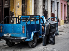 Pick-up (sladkij11) Tags: cuba pickup auto furgone streetphotography habana olympus penf
