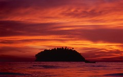 "Kata Beach 512 (Phytophot) Tags: serenity island intense sunset thailand ""katabeach"" red"