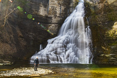 Roll With It! (Matt Champlin) Tags: rollwithit spring springtime hike hiking adventure fun water waterfall amazing me selfie incredible sunlight sunshine beautiful morning goodmorning wednesday peace peaceful ithaca taughannock falls frontenacfalls bsa barton ny flx fingerlakes 2018 canon