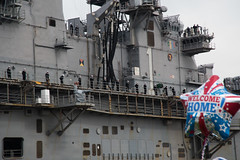 USS Wasp Returns to Sasebo (CTF 76) Tags: ctf76 f35b japan lhd1 sasebo usswasp waspesg