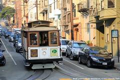 Muni N°28 (Davuz95) Tags: trollet muni sfmta railcar tram cable car california line power manson