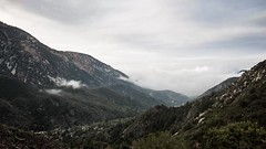 Chasing clouds (ScorpioOnSUP) Tags: adventure outdoors nature mtbaldy hiking timelapse clouds mist canyon bearcanyontrail mountains california timelapsevideo trail landscape landscapephotography canon snow frozen cold chilly