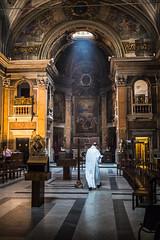 Sant'Ignazio di Loyola in Campo Marzio, Rome (Fliwatuet) Tags: em5 italia italien italy mft olympusomd ostern rom roma rome it lazio kirche light church