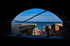 DSC_0041-ps (studiofuntas) Tags: tomogashimaisland tomogashima island wakayama japan unpopulatedisland sunnyday ruins 友ヶ島 和歌山 加太 無人島 uninhabitedisland desertisland