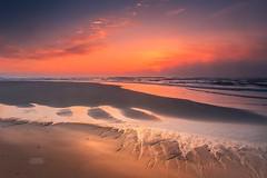 Cape Cod Sunrise (Dapixara) Tags: beach explore coastguardbeach capecodnationalseashore little fog ocean sunrise capecod outdoors dapixara photography massachusetts usa