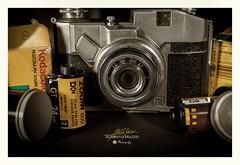 Bencini Koroll (1951) (albertomazzei1) Tags: old camera macchinafotografica vecchia vintage cmf 120mm koroll bencini 1951 pellicola kodak iso gold stilllife albertomazzei