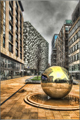 IMG_4136_7_8_P2a_800b (band68uk) Tags: sheffield south yorkshire metal globe rainy day dark sky canon hdr eos 5dmark2