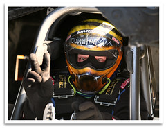 Clay (bogray) Tags: racecar funnycar dragster dragstrip driver funnycarchaos smokinmokan mokandragway since1962 asbury mo redlineshirtclub claycunningham stillcrazyracing