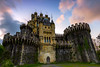Butroi (PiTiS ¬~) Tags: castle castillo butroi cielo sky zerua nubes clouds lainoak atardecer sunset bizkaia euskadi
