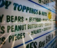 Choices (winhide) Tags: newengland creamery icecream street