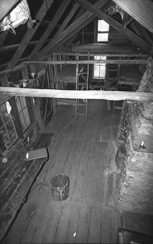 Cope Hut, Alpine Huts 1994-5 sheet 16 16
